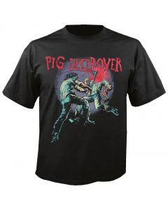 PIG DESTROYER - Smash! - T-Shirt