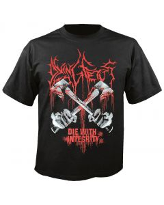 DYING FETUS - Die with Integrity - T-Shirt