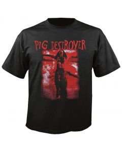 PIG DESTROYER - Stab Me Again - T-Shirt