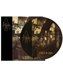 AT THE GATES - Gardens of Grief - LP - Picture