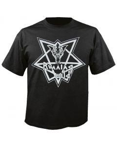 RUNNING WILD - Metal til Death - Black - T-Shirt