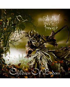 CHILDREN OF BODOM - Relentless reckless forever - DIGI CD plus DVD