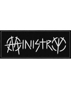MINISTRY - Logo - Patch / Aufnäher