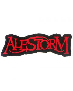 ALESTORM - Logo - cut out - Patch / Aufnäher