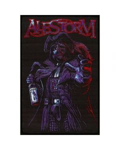 ALESTORM - Rum Pirate - Patch / Aufnäher