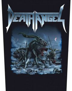 DEATH ANGEL - The Dream Calls for Blood - Backpatch / Rückenaufnäher