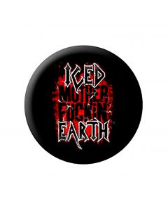 ICED EARTH - Fuck Posers - Button / Anstecker