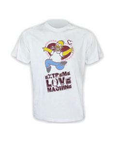 THE SIMPSONS - Extreme Love Machine - TS
