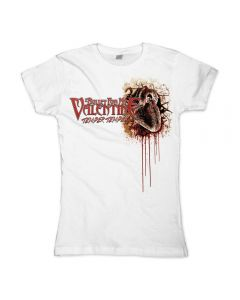 BULLET FOR MY VALENTINE - Dead Heart - White - Girlie-Shirt