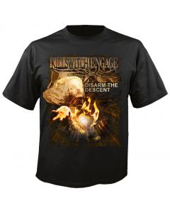 KILLSWITCH ENGAGE - Disarm the Descent - T-Shirt