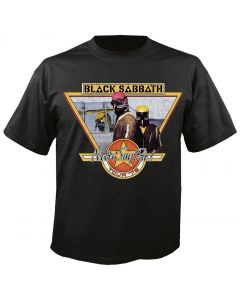 BLACK SABBATH - Never Say Die - Tour 78 - T-Shirt
