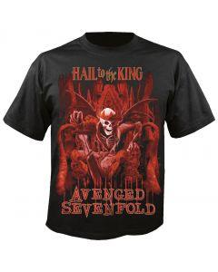 AVENGED SEVENFOLD - Blood Reign - T-Shirt