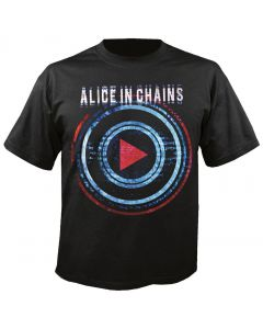 ALICE IN CHAINS - Played - T-Shirt