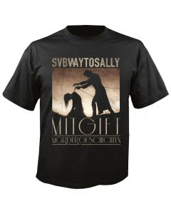 SUBWAY TO SALLY - Mitgift - Cover - T-Shirt