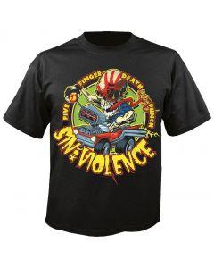 FIVE FINGER DEATH PUNCH - Sin & Violence - T-Shirt