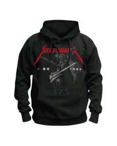 STAR WARS - Metal Wars - May the Force be with you - Kapuzenpullover / Hoodie