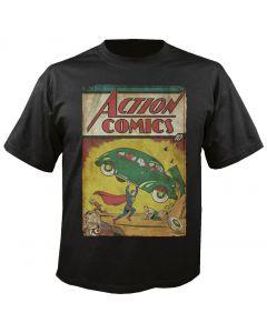 JUSTICE LEAGUE - Action Comics No.1 - T-Shirt
