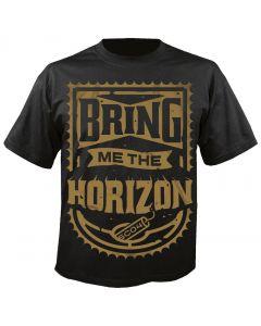 BRING ME THE HORIZON - Dynamite Shield - T-Shirt