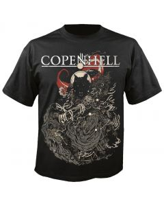 COPENHELL FESTIVAL - Maskot 2015 - T-Shirt