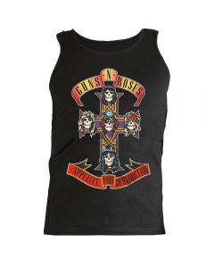 GUNS N ROSES - Appetite for Destruction - Men - Tank Top Shirt