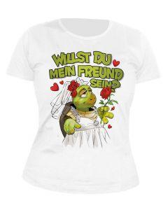 SASCHA GRAMMEL - Willst du mein Freund sein - GIRLIE - Shirt