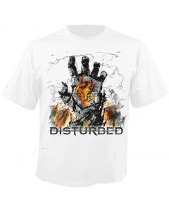 DISTURBED - Smolder - T-Shirt
