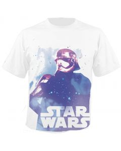 STAR WARS - Phasma Galaxy - Episode 7 - The Force Awakens - T-Shirt