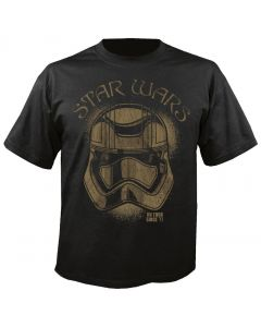 STAR WARS - On Tour since 1977 - Episode 7 - The Force Awakens - T-Shirt