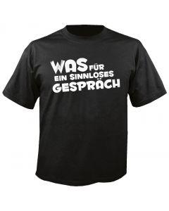 SASCHA GRAMMEL - Was für ein sinnloses Gespräch - T-Shirt