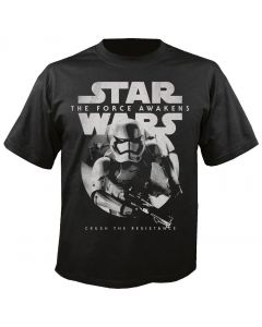 STAR WARS - Trooper Attack - Episode 7 - The Force Awakens - T-Shirt