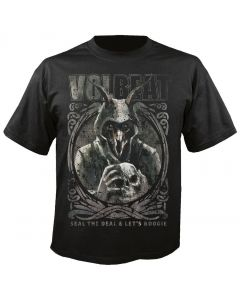 VOLBEAT - Goat With Skull - T-Shirt