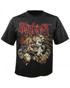 SLIPKNOT - Torn Apart - Redux - T-Shirt
