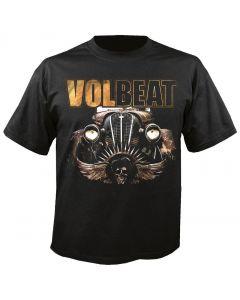 VOLBEAT - Ghost Car - T-Shirt