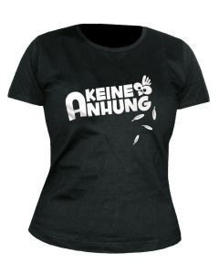 SASCHA GRAMMEL - Keine Anhung - GIRLIE - Shirt