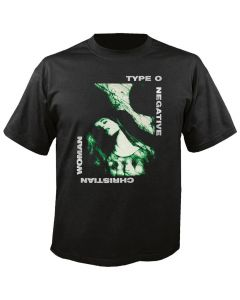 TYPE O NEGATIVE - Christian Woman - Love me to Death - T-Shirt