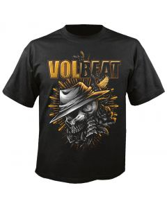 VOLBEAT - Heaven and Hell - Skull - T-Shirt