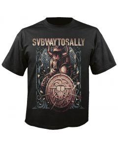 SUBWAY TO SALLY - Fighting Bull - T-Shirt