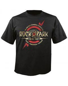 ROCK IM PARK - 2018 - Flash Logo - T-Shirt