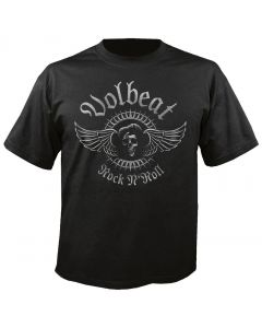 VOLBEAT - Rock n Skull - T-Shirt