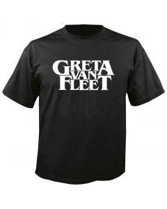 GRETA VAN FLEET - Logo - T-Shirt