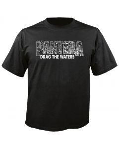 PANTERA - Drag the Waters - T-Shirt