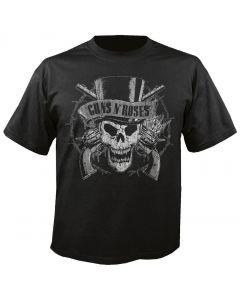 GUNS N ROSES - Top Hat Guns - Vintage - T-Shirt