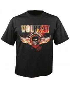 VOLBEAT - Burning Skullwing - T-Shirt