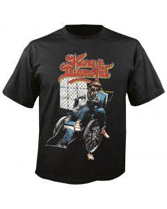 KING DIAMOND - Wheelchair - T-Shirt