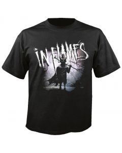 IN FLAMES - The Mask - Cover - T-Shirt