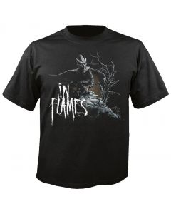 IN FLAMES - Masked - T-Shirt