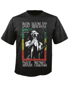 BOB MARLEY - Soul Rebel - T-Shirt