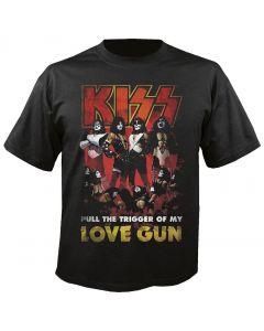 KISS - Love Gun - T-Shirt