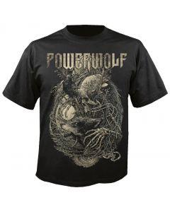 POWERWOLF - In Blood we Trust - T-Shirt