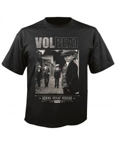 VOLBEAT - Cover - Rewind Replay Rebound - T-Shirt